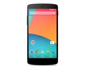 LG Nexus 5 16GB Zwart