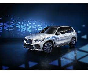 BMW waterstof X5