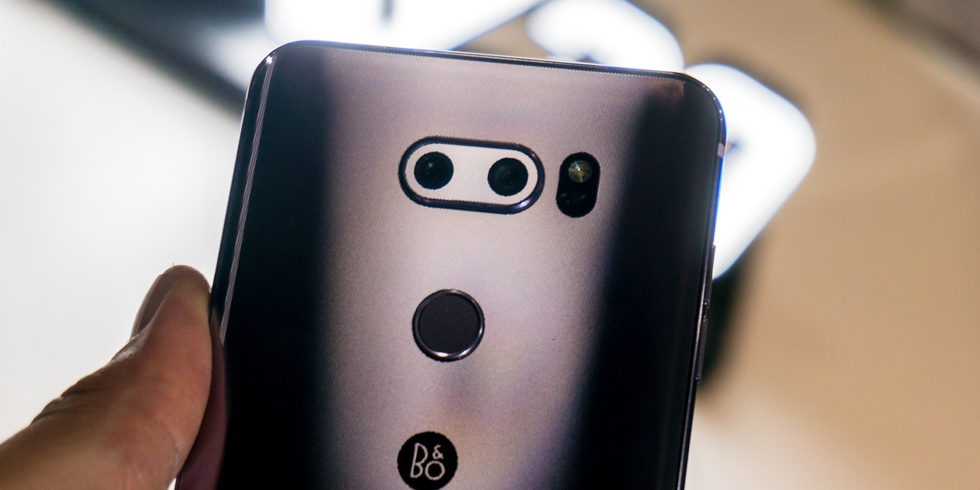 LG V30 productfoto's preview