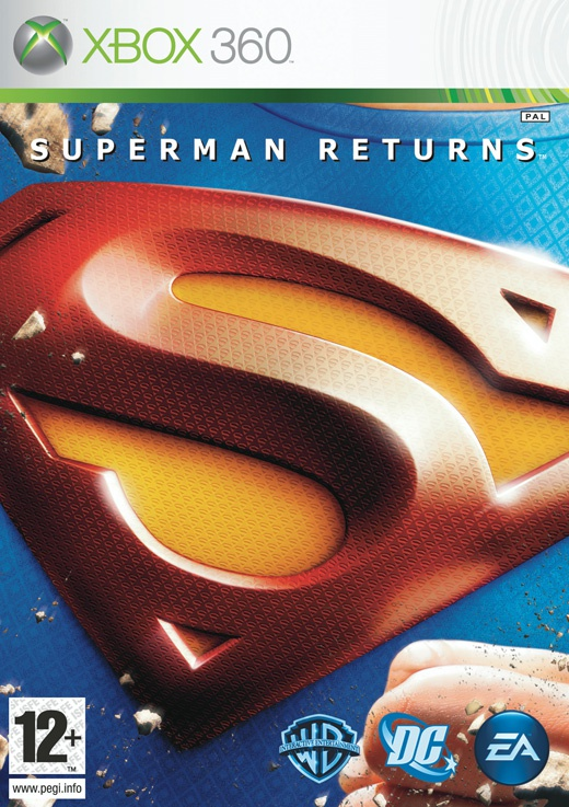 Superman Returns, Xbox 360