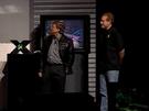 Xbox prototype tijdens aankondiging