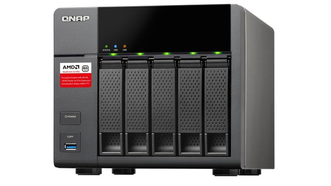QNAP TS-563 Turbo