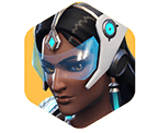 Symmetra gameplay video