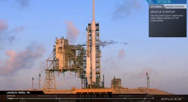 SpaceX NROL