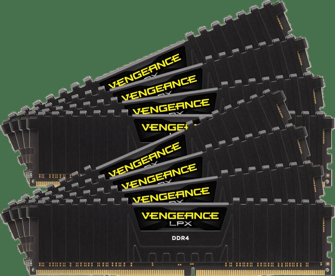 Corsair Vengeance LPX CMK64GX4M8A2133C13