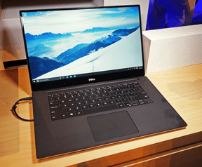 Dell XPS 15 op Computex
