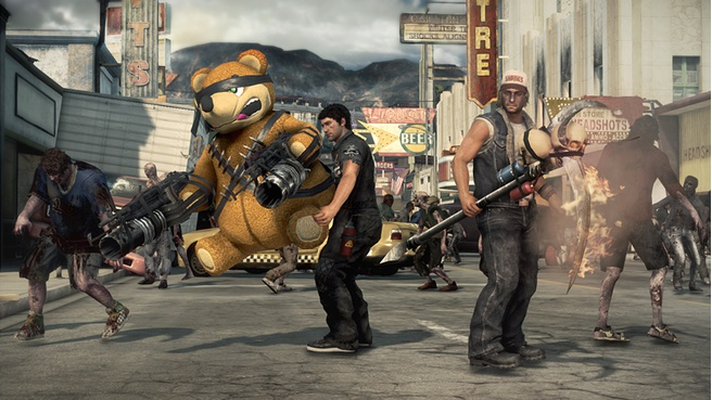 Dead Rising 3, Xbox One