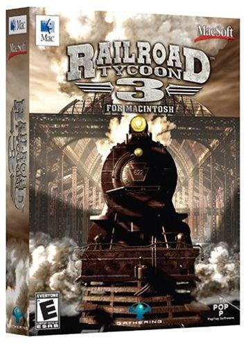Railroad Tycoon 3, MAC - Kenmerken - Tweakers