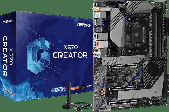 ASRock X570 Creator