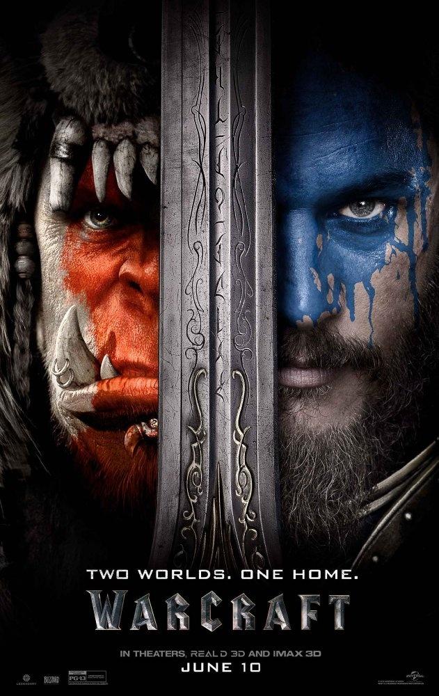Warcraft-filmposter