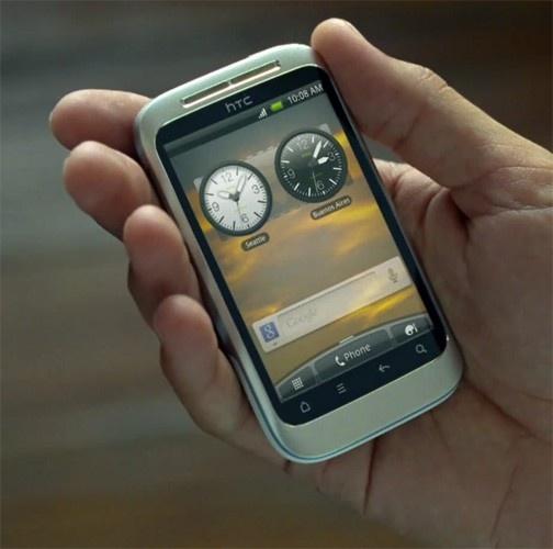 Vermoedelijke opvolger HTC Wildfire