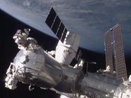 SpaceX Dragon en ISS 12-01-2015