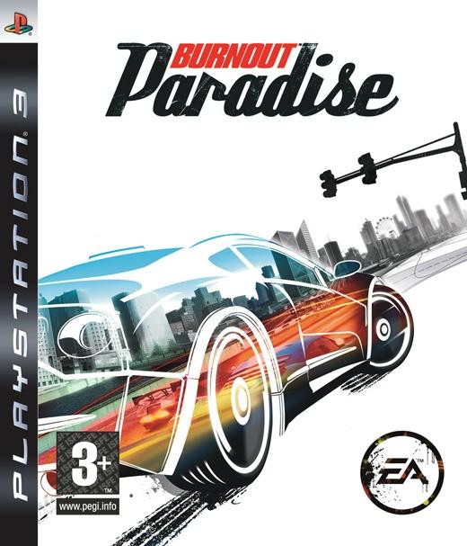 Burnout Paradise, PlayStation 3