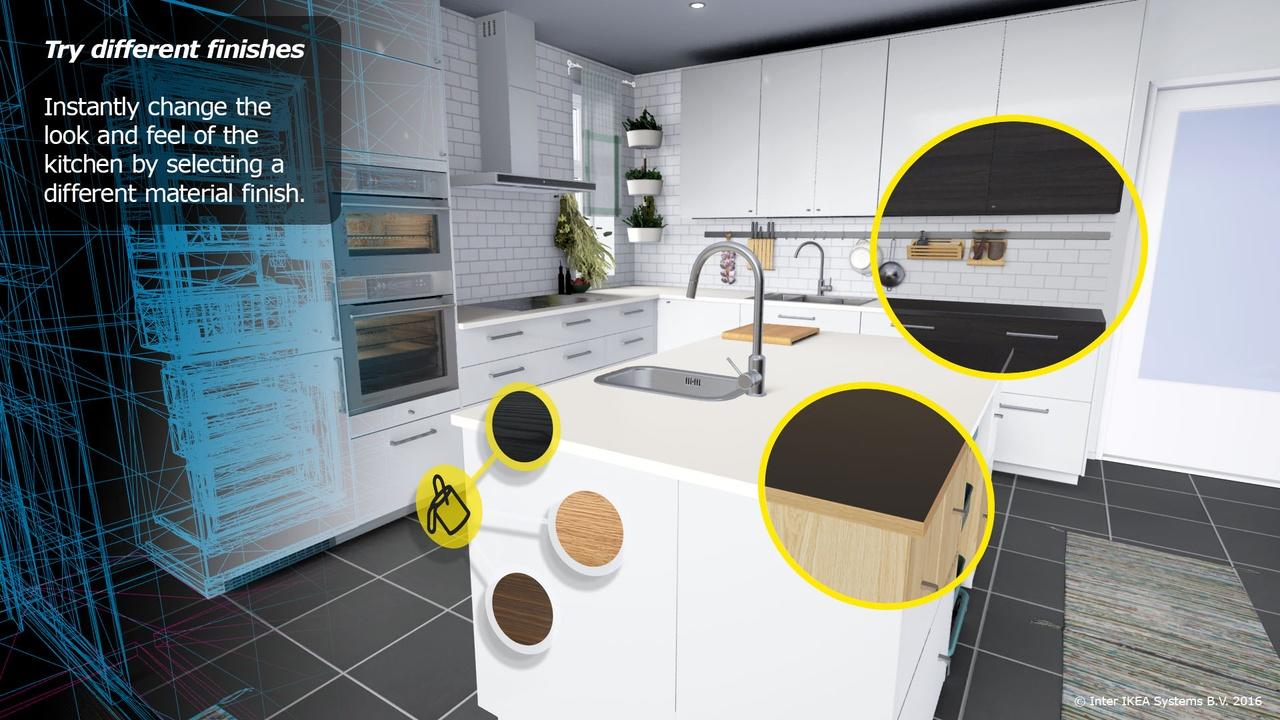 Kwaliteit Ikea Keukens : Ikea brengt steamvr app uit om keukens te bekijken in