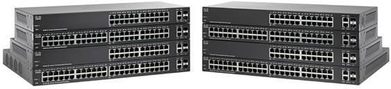 Cisco Gigabit Smart Switch Plus