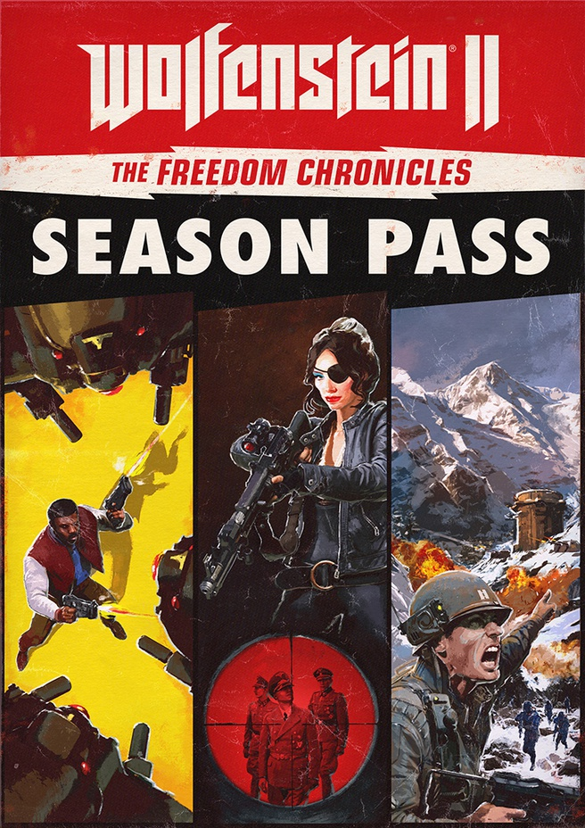 Season Pass Wolfenstein II: The New Colossus