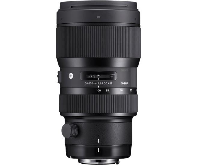 Sigma 50-100mm F/1.8 DC HSM Art (Nikon-F)
