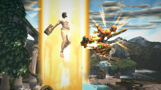 Screenshot Fight of Gods