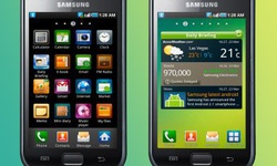 Samsung Galaxy S: Android met iPhone-sausje