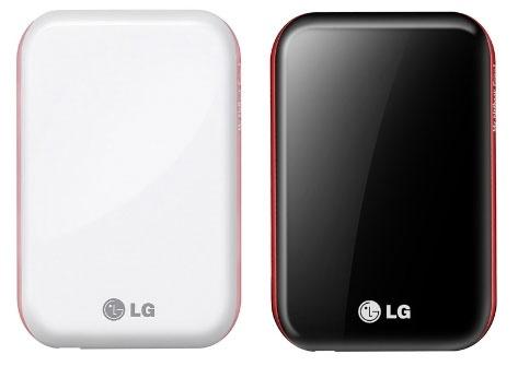LG XD5 Mini-schijven