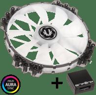 BitFenix Spectre Pro RGB 200mm + Controller, 200mm