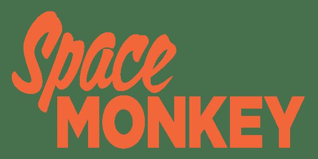 Space Monkey Logo