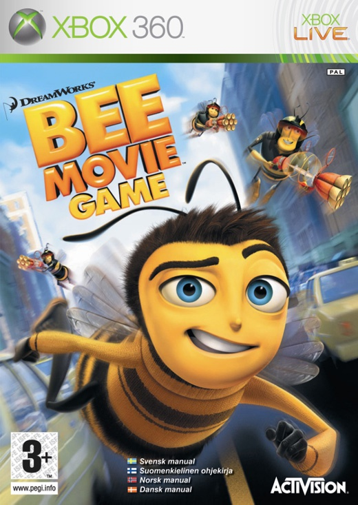 Bee Movie Game, Xbox 360