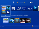 Screenshots van firmware 4.00 voor de PS4 / Playstation 4