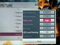 LG LM670S menu