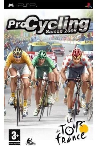 Pro Cycling Manager 2008 Tour de France, PlayStation Portable
