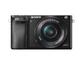 Goedkoopste Sony A6000 + 16-50mm f/3.5-5.6 Zwart
