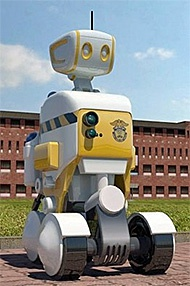 Gevangenisbot (prototype)