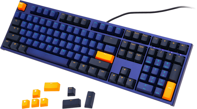 Ducky One 2 Horizon PBT MX Red US