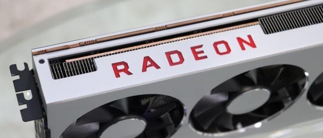 AMD Radeon kaart