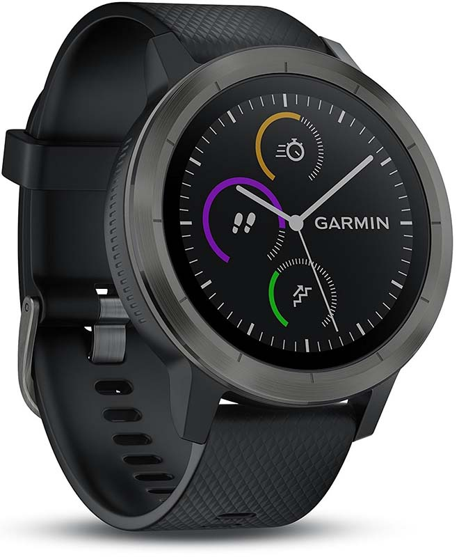 Garmin Vivoactive 3 gunmetal