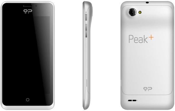 Geeksphone Peak+