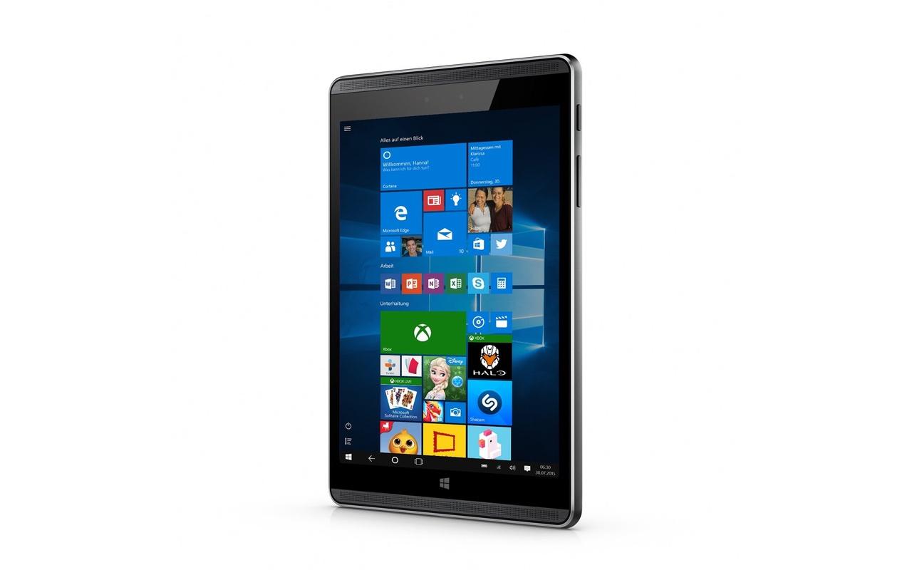 HP Pro Tablet 608 G1 (WiFi, 4GB, 64GB, Win 10 Pro) Grijs ...