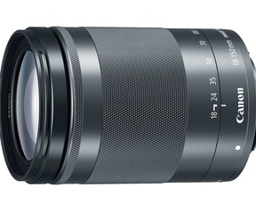 Canon EF-M 18-150mm en EF 70-300mm IS II USM
