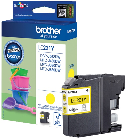Brother LC-221Y