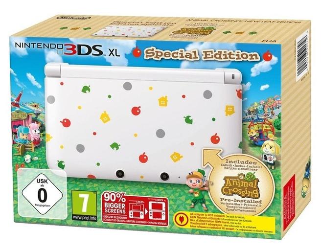 Nintendo DS Nintendo 3DS XL + Animal Crossing Wit Wit