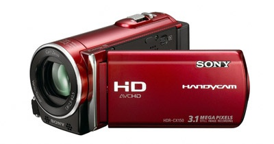 Sony Handycam CX150V
