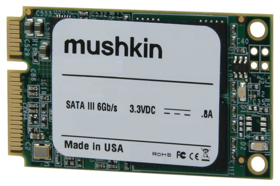 Mushkin Atlas Deluxe mSATA 30GB