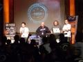 MSI Overklok Challenge 2008 - De jury bereidt de uitslag voor