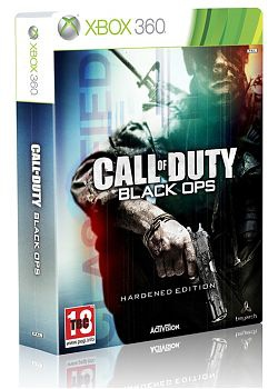 Call Of Duty: Black Ops - Hardened Edition, Xbox 360