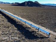 Testbaan Hyperloop One