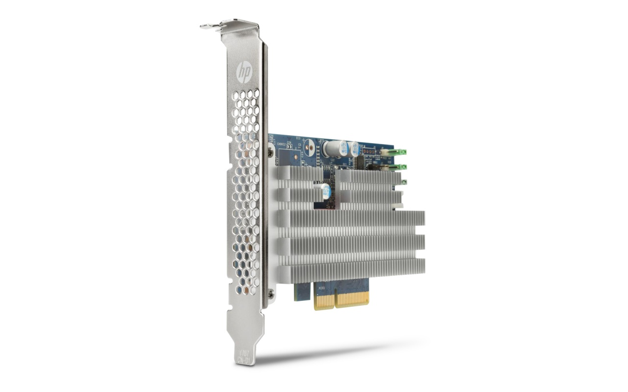 HP Z Turbo Drive G2 512GB TLC PCIe SSD (Z2 MB)