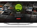 Spotify voor Samsung Smart TV
