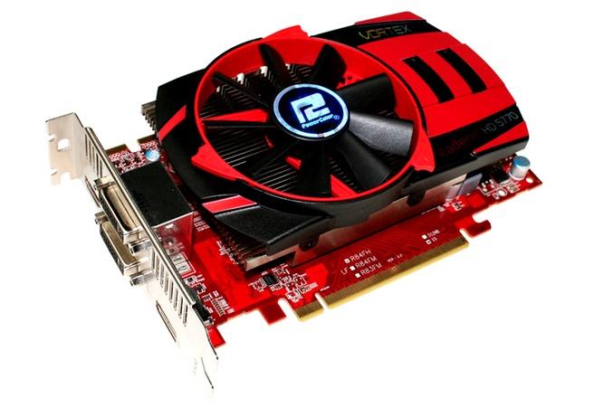 PowerColor PCS+ HD 5770 Vortex Edition