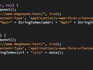 Mega-extensie-code