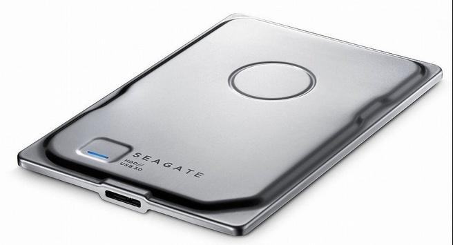 Seagate Seven hdd 750GB